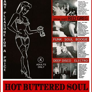 Red Greg - Hot Buttered Soul