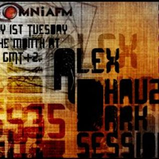 Dark sessions vol.5 (april set) on insomniafm