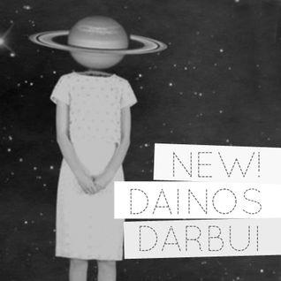 NEW! DAINOS DARBUI: PAULĖ