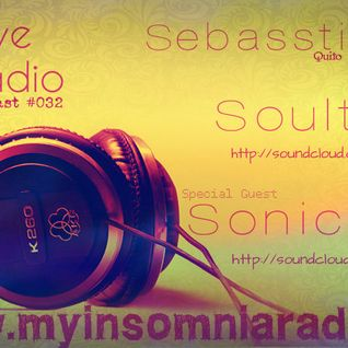 Sonic Union - Progressive Planet Radio Broadcast #032 Sept 2012