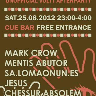 0x45 - sa.lomaonun.es - Sleepwalkers [unofficial] Voltt Afterparty @ CUE bar - 25-08-12