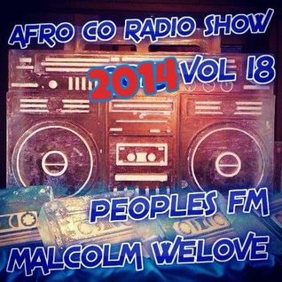 "Afro Co Radio Show 2014 VOL 18 ""HOUSE IS HOUSE"" SPECIAL"