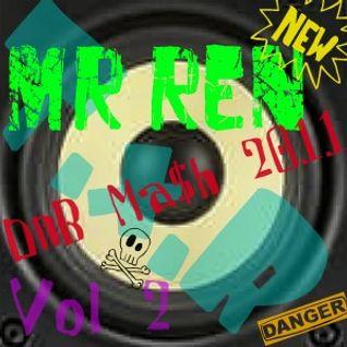 DnB MixMa$h Volume 2 2011