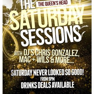 Saturday Sessions at The Queen's Head