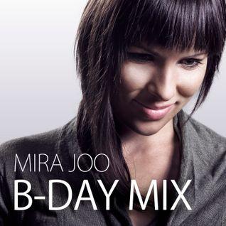 Dj Mira Joo - B-Day Mix