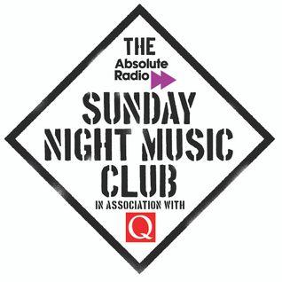 The Sunday Night Music Club - 16th October 2016