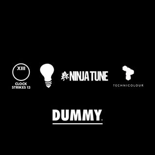 DUMMY x Clock Strikes 13 x Edifeye Podcast: Ninja Tune & Technicolour
