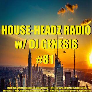HOUSE-HEADZ RADIO #81