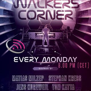 Stephan Krebs - Walkers Corner February @ Skywalker FM