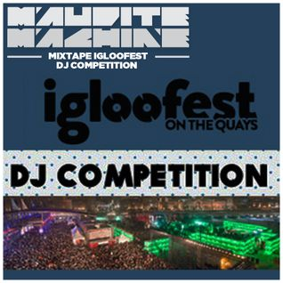 Maudite Machine - Mixtape Bench Igloofest Competition