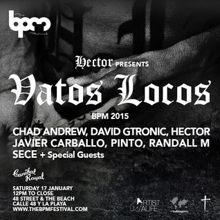 Pinto - Vatos Locos BPM 2015 Promo Mix