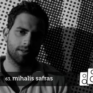 Soundwall Podcast #63: Mihalis Safras