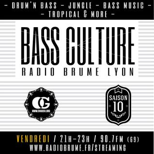 Bass Culture Lyon S10ep04b - Rylkix Drum and Bass