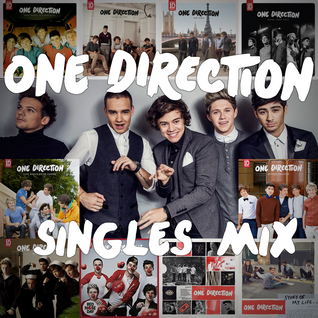 One Direction Singles Mix