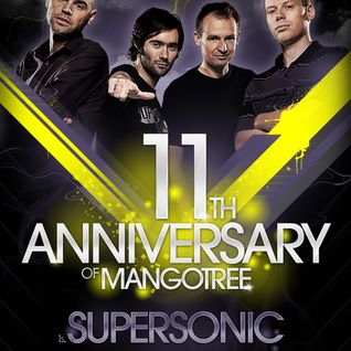 11th Anniversary of Mangotree Sound - ls Supersonic (16.09.2011) - Warmup / Mangotree