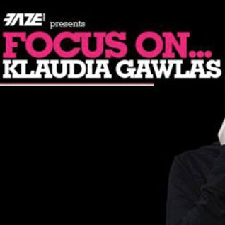 Daniel Defekt - Focus On... Klaudia Gawlas (FAZEmag DJ Contest) 2013