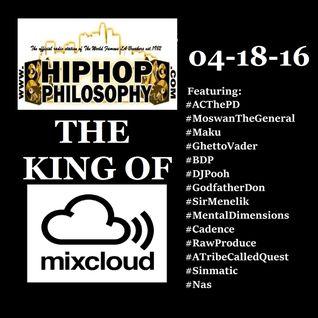 HipHopPhilosophy.com Radio - LIVE - 04-18-16