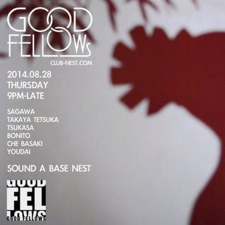 GOODFELLOWS 2014.08.28 - TAKAYA TETSUKA