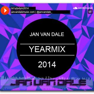 Jan van Dale's YEARMIX 2014