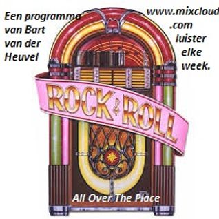 Week 36 Rock N Roll All Over The Place [52]