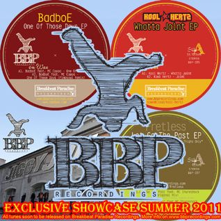 Breakbeat Paradise Exclusive Showcase Mix (Summer 2011)