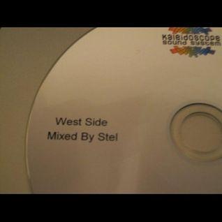 "29.07.2009 Kaleidoscopesoundsystem Dot Com Launch Party  ""Stelios Vassiloudis "" West Side CD1"