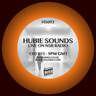 Hubie Sounds 093 - 13th Jan 2015