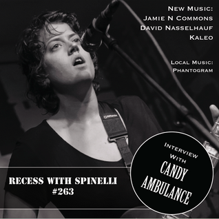 RECESS with SPINELLI #263, Candy Ambulance