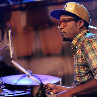 Chris Dave & The Drumhedz warmup+aftershow set by ATN @ New Morning (24-10-14)