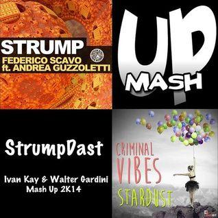 Federico Scavo Vs Criminal Vibes - StrumpDast - Ivan Kay & Walter Gardini Mash Up 2k14