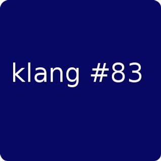 klang#83