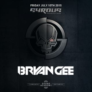 BRYAN GEE , SKIBBA & CADDY CAD  @ RETURN OF SYROUS - FRIDAY 10TH JULY 2015 - TORONTO , CANADA