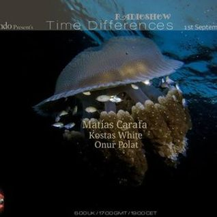 Matias Carafa - Time Differences 093 [sept 1st 2013] on Tm-radio.com
