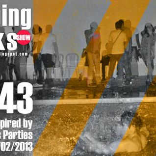 THE CLUBBING FREAKS SHOW #043 // MIX INSPIRED BY RADIOCHILLIN PARTIES // 02-09-2013