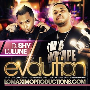 DJ Shy & DJ Lune - Evolution Vol. 1 2011