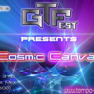 Cosmic Canvas - #GTFest Set