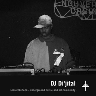 DJ Di'jital - Secret Thirteen Mix 168