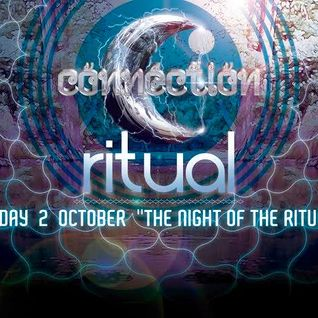 Intuitiu at Connection Festival 2015 ~ Ritual Night
