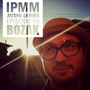 IPaintMyMind Audio Series: Episode 8 – DJ Bozak's Sketches In Sound Vol. 3