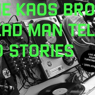 Dead Man Tells No Stories