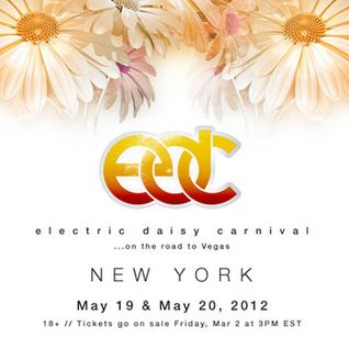 Chris Lake - Live @ Electric Daisy Carnival, New York - may 2012