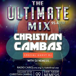 Nemesis - The Ultimate Mix Radio Show (048) 22/12/2015 (Guest Christian Cambas)