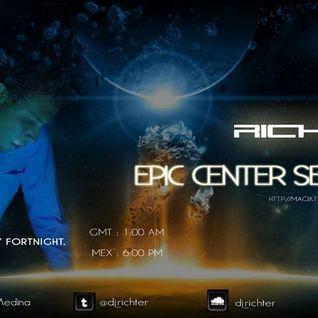 Epic Center Sessions 034 (Nnalia´s Special Hardgroove Guest Mix)