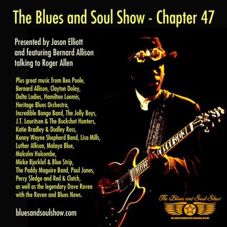 The Blues & Soul Radio Show - April 18th 2015