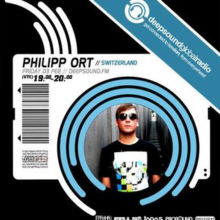 Philipp Ort Guest Mix February 2012 // Deepsound.FM