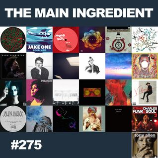 The Main Ingredient Radio Show NYC - Episode #275