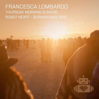 Francesca Lombardo - Robot Heart - Burning Man 2015