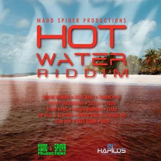 Hot water riddim - 03/2012