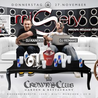 miSery Dec 2014 Crowns Club Mixtape - Hosted by DJ KANDEE & DJ REMAKE