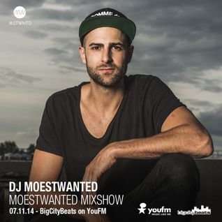 DJ Moestwanted on YouFM - 07.11.2014